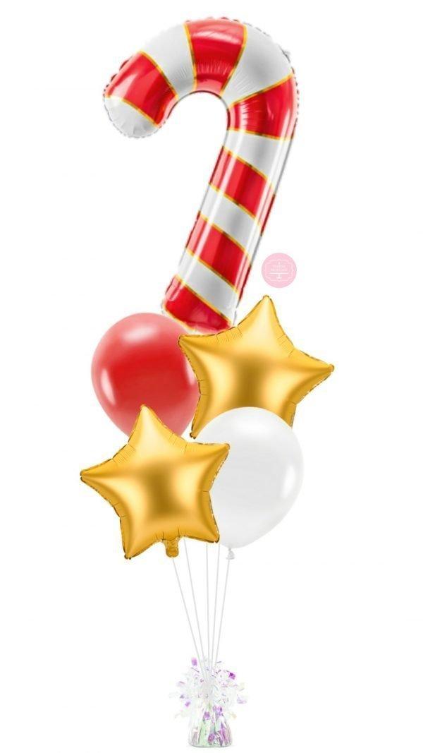 globos navidad decoracion fiesta party teresa muntane pasteleria baix llobregat sant feliu