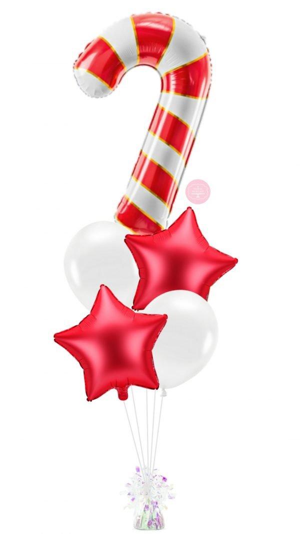 globo navidad decoracion party fiesta ballon teresa muntane pasteleria sant feliu de llobregat