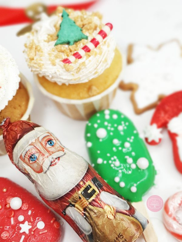 sweet box dulce navidad cupcakes galletas cookies chocolate sorpresa regalo teresa muntane pasteleria comprar---